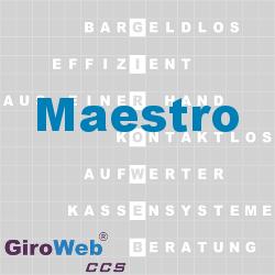 GiroWeb FAQ für Gemeinschaftsverpflegung (GV) & Catering: Was ist Maestro?