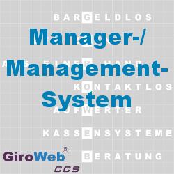 GiroWeb FAQ für Gemeinschaftsverpflegung (GV) & Catering: Was ist ein Manager-System?