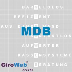 GiroWeb FAQ für Gemeinschaftsverpflegung (GV) & Catering: Was ist MDB (Multi Drop Bus)?