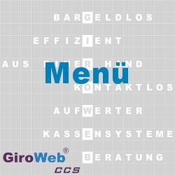 GiroWeb FAQ für Gemeinschaftsverpflegung (GV) & Catering: Was ist ein Menü?