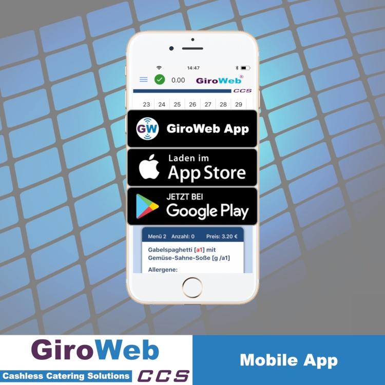 GiroWeb-FAQ in der Praxis: Mobile App für Smartphone & Tablet