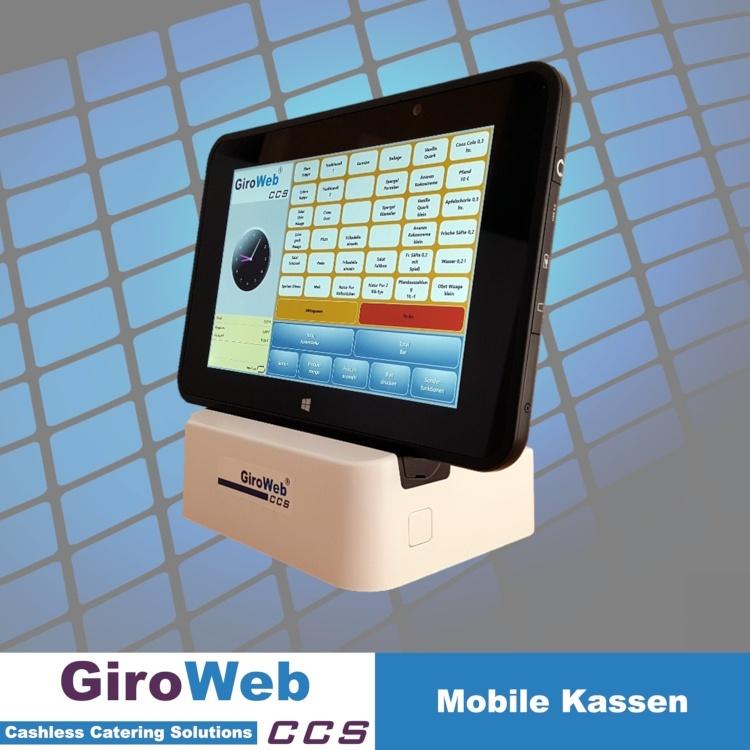 GiroWeb-FAQ in der Praxis: Mobile Kassen für portablen Einsatz