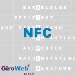 GiroWeb FAQ für Gemeinschaftsverpflegung (GV) & Catering: Was ist NFC?