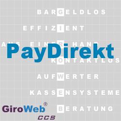 GiroWeb FAQ für Gemeinschaftsverpflegung (GV) & Catering: Was ist PayDirekt?