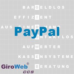GiroWeb FAQ für Gemeinschaftsverpflegung (GV) & Catering: Was ist PayPal?