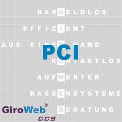 GiroWeb FAQ für Gemeinschaftsverpflegung (GV) & Catering: Was ist PCI?