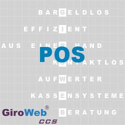 GiroWeb FAQ für Gemeinschaftsverpflegung (GV) & Catering: Was heißt POS?