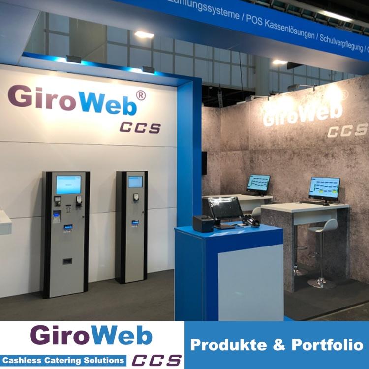 GiroWeb-FAQ in der Praxis: Produkte & Portfolio auf Messen