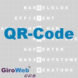 GiroWeb FAQ für Gemeinschaftsverpflegung (GV) & Catering: Was ist ein QR-Code?