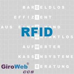 GiroWeb FAQ für Gemeinschaftsverpflegung (GV) & Catering: Was ist RFID?