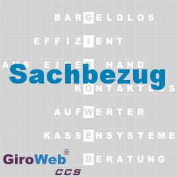 GiroWeb FAQ für Gemeinschaftsverpflegung (GV) & Catering: Was ist Sachbezug?