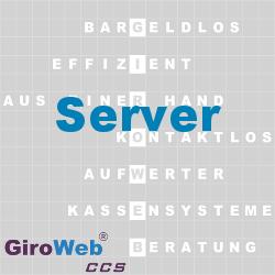 GiroWeb FAQ für Gemeinschaftsverpflegung (GV) & Catering: Was ist ein Server?