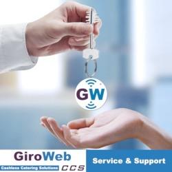 GiroWeb: Service & Support Schlüssel-fertig aus einer Hand