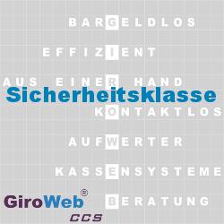 GiroWeb FAQ für Gemeinschaftsverpflegung (GV) & Catering: Was ist eine Sicherheitsklasse?