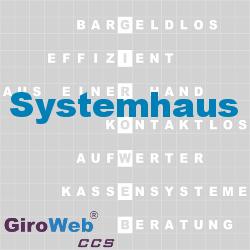 GiroWeb FAQ für Gemeinschaftsverpflegung (GV) & Catering: Was ist ein Systemhaus?