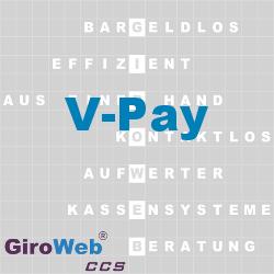 GiroWeb FAQ für Gemeinschaftsverpflegung (GV) & Catering: Was ist V-Pay?