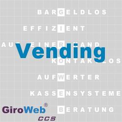GiroWeb FAQ für Gemeinschaftsverpflegung (GV) & Catering: Was ist Vending?