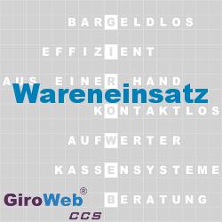 GiroWeb FAQ für Gemeinschaftsverpflegung (GV) & Catering: Was ist Wareneinsatz?