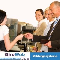GiroWeb Betriebsgastronomie / Betriebsverpflegung