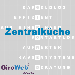GiroWeb FAQ für Gemeinschaftsverpflegung (GV) & Catering: Was ist eine Zentralküche?