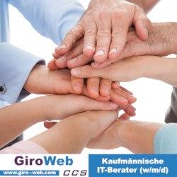 Bewerbung - Kaufmännische IT-Berater (w/m/d)