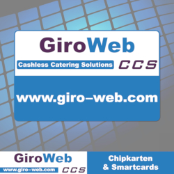 GiroWeb CCS - Cashless Catering Solutions: RFID Chipkarten-Ausweise