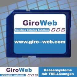 GiroWeb Kassensysteme mit TSE-Lösungen