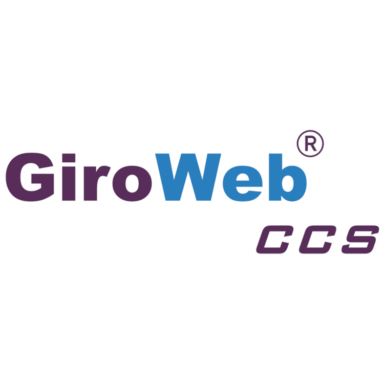 GiroWeb Logo - Cashless Catering Solutions