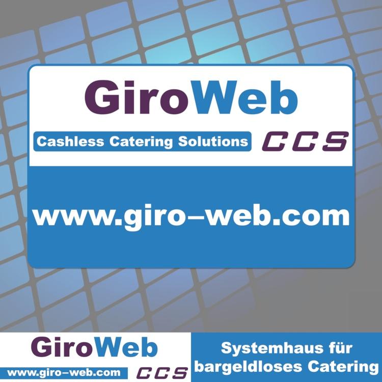 GiroWeb-Karte: Systemhaus für bargeldloses Catering