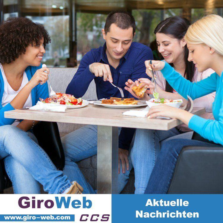 GiroWeb Gruppe - Aktuelle Nachrichten für bargeldlose Zahlungssysteme in der Gemeinschaftsverpflegung