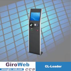 GiroWeb-Produkt-Hardware-Aufwerter-Ladestation-Kartenladung-Sondermodell-CL-Loader