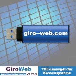GiroWeb - Systemhaus für bargeldlose Zahlungssysteme: TSE für elektronische Kassensysteme