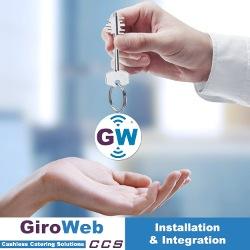 GiroWeb Leistungsbereich Installation, Integration, Anbindung & Vernetzung