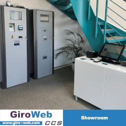 GiroWeb Showroom (Schauraum): Kassensysteme & Zahlungssysteme für bargeldlose Gemeinschaftsverpflegung