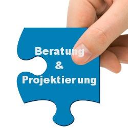 Produkte & Leistungen: Beratung & Projektierung